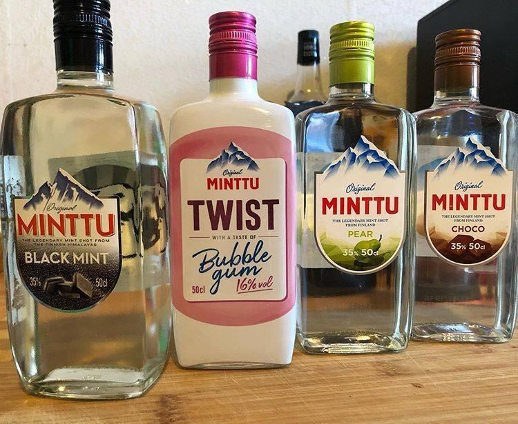 Ликер минту (minttu): описание, виды, как пить и коктейли