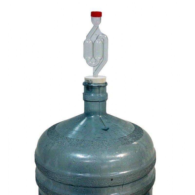 Бражная гравицапа из пластиковой бутылки для ускорения брожения