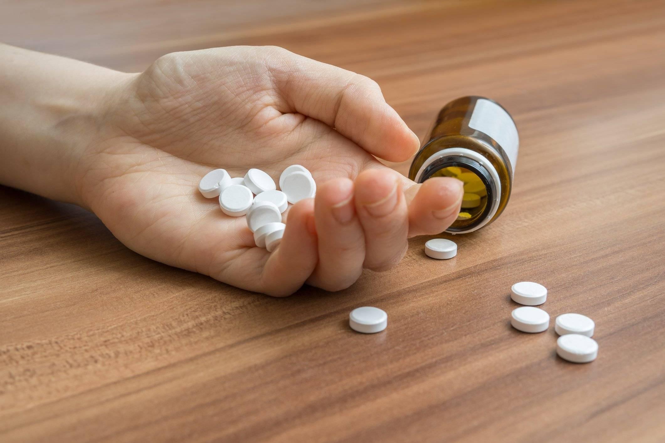 Передозировка аспирином – смертельная доза, симптомы и последствия отравления