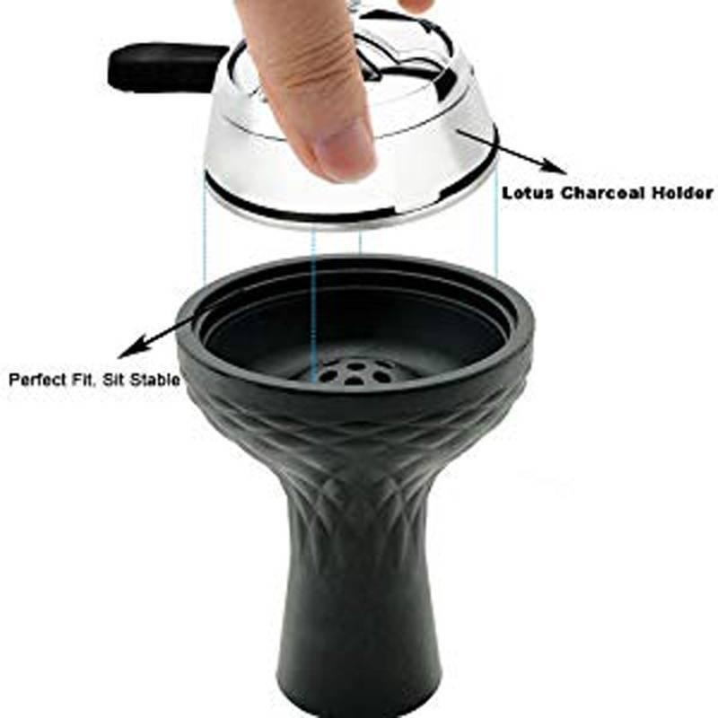 Чаши vortex и phunnel – отличия от классических чаш и особенности забивки