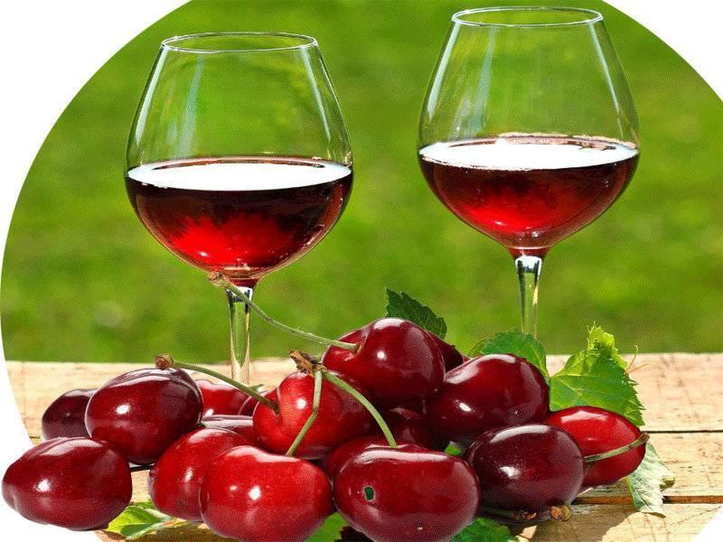 Вишня на коньяке. настойка ягод вишни на коньяке - лучший рецепт.