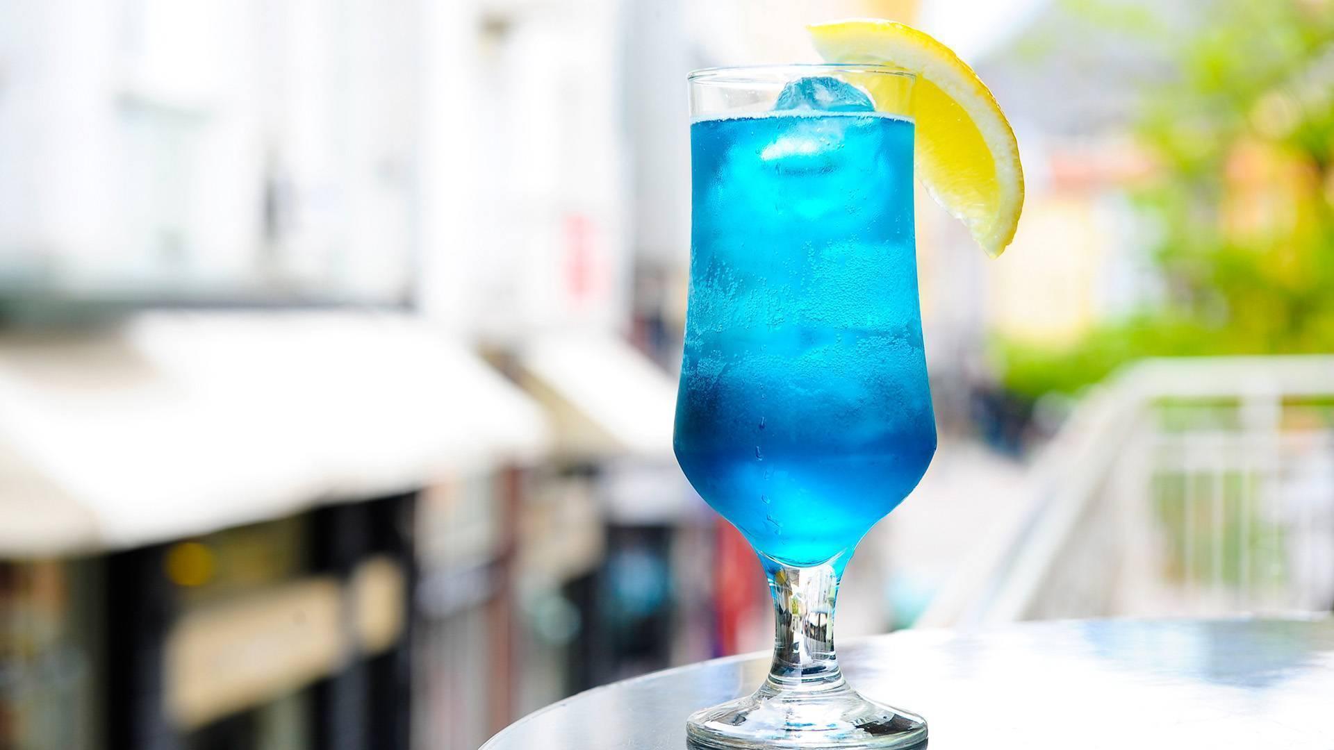 Как приготовить коктейль голубая лагуна по пошаговому рецепту - кушаем вкусно
