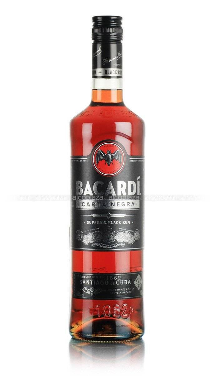 Ром «бакарди (bacardi)» – описание, история, виды марки