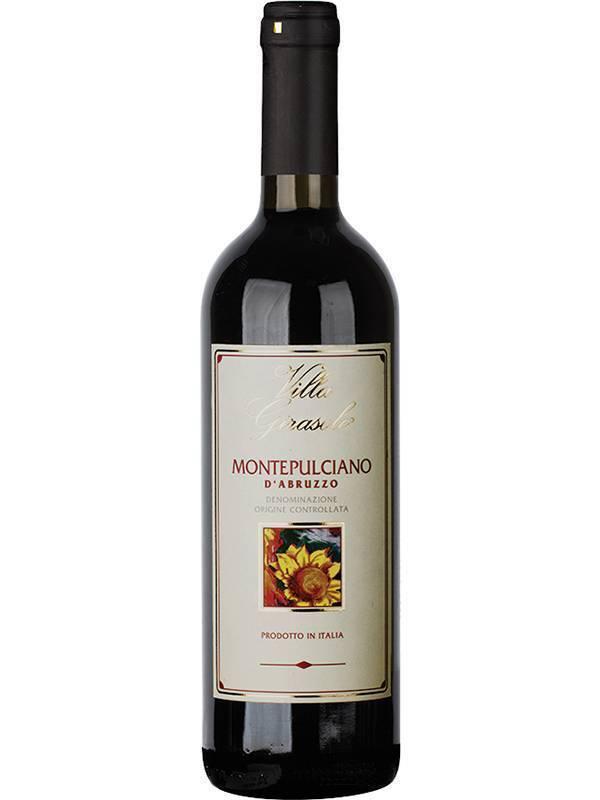 """Вино """"монтепульчано"""": описание и отзывы"""