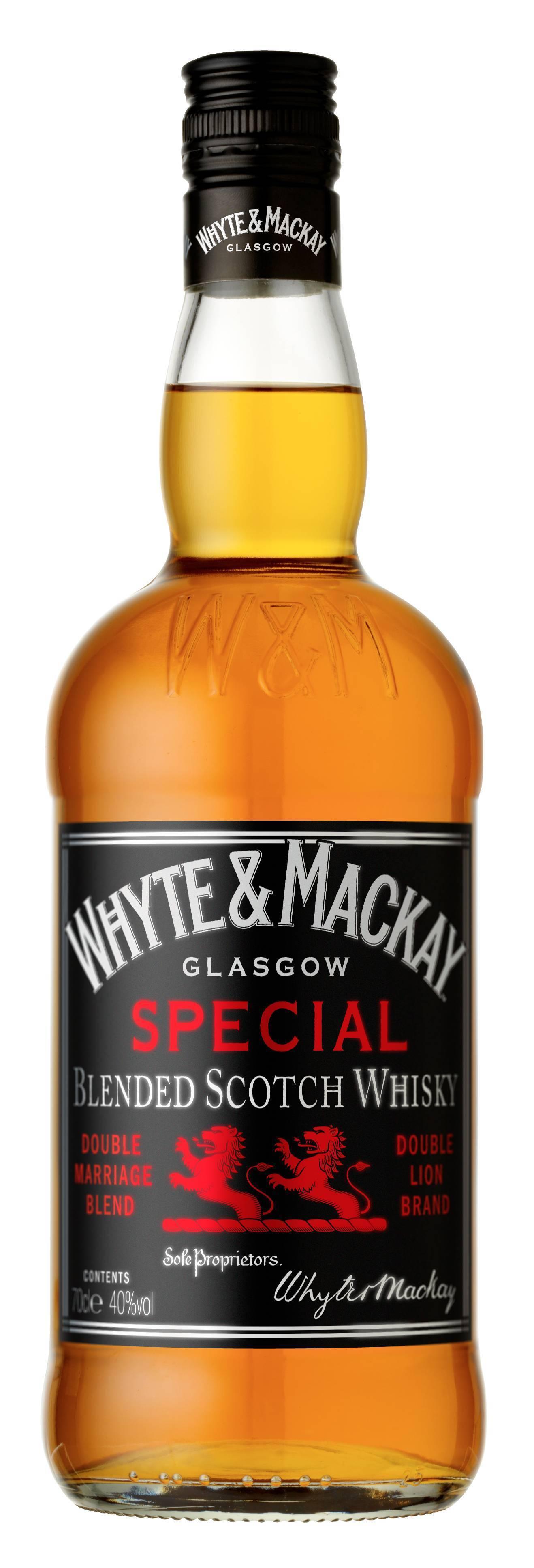 Виски whyte and mackay special (уайт энд маккей спешиал) и его особенности