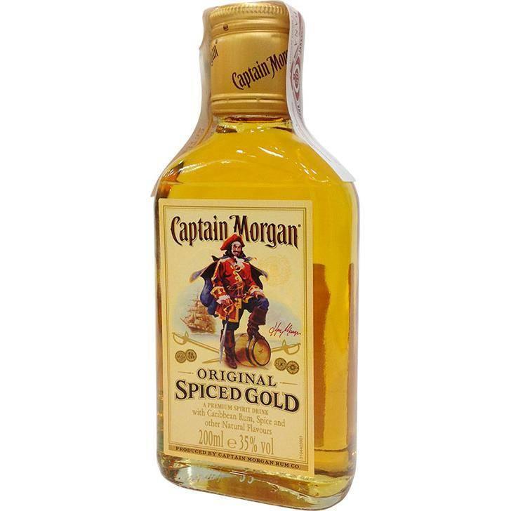 Captain morgan (капитан морган)