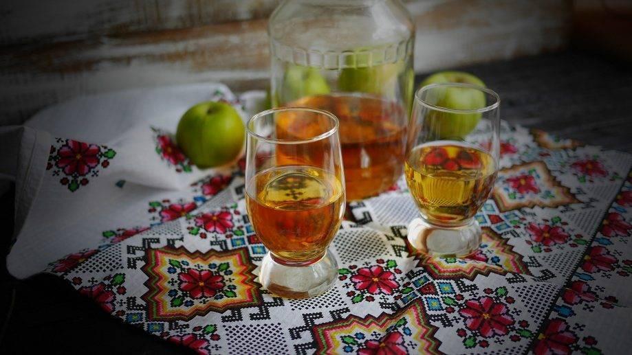 Рецепт домашней наливки на печеных яблоках по шагам с фото