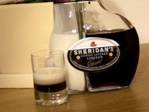 Шериданс» (sheridan's) – кремовый ликер из ирландии