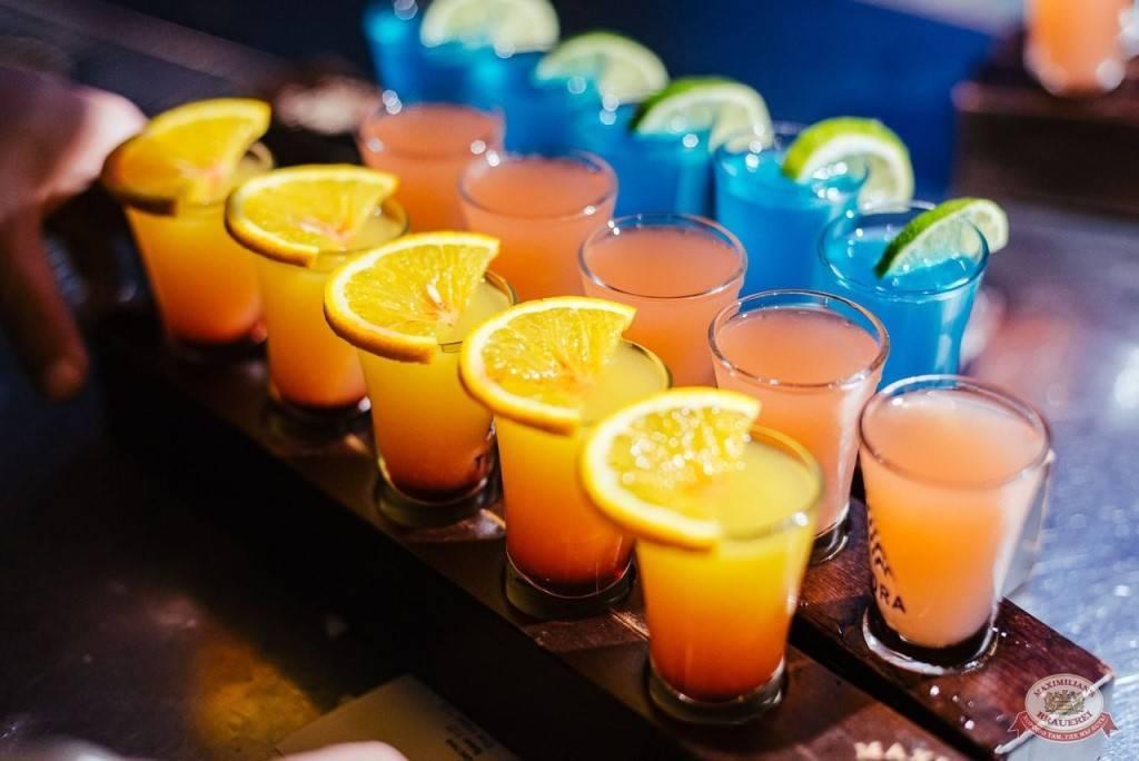 Рецепты самых крепких алкогольных коктейлей в мире