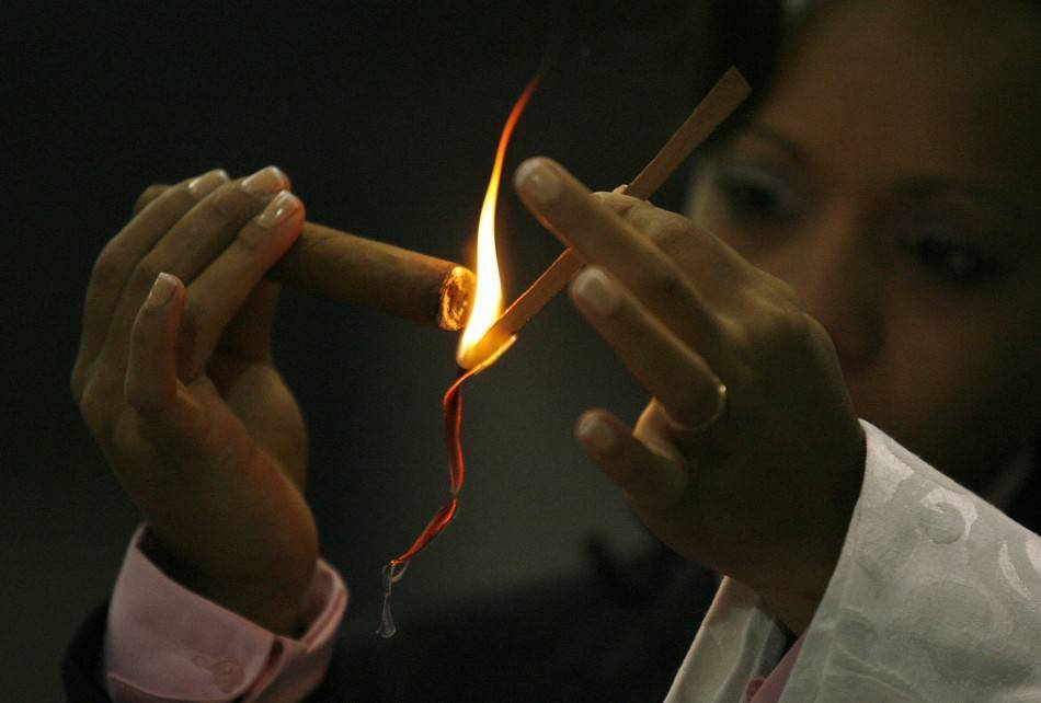 Кубинские сигары - история, заготовление, культура. кубинские сигары - история, заготовление, культура.