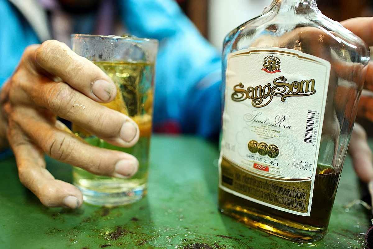 Лучший тайский ром и другие алкогольные напитки