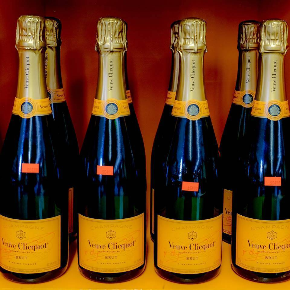 Самое-самое лучшее шампанское