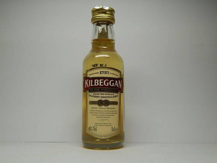 Виски килбегган описание — история алкоголя