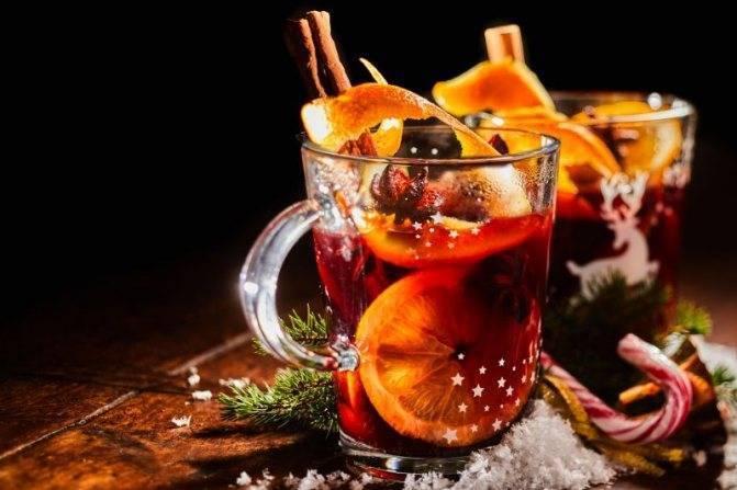 Лучшие рецепты приготовления лечебного безалкогольного глинтвейна в домашних условиях. как приготовить вкусный горячий безалкогольный напиток глинтвейн от простуды из чая и сока?