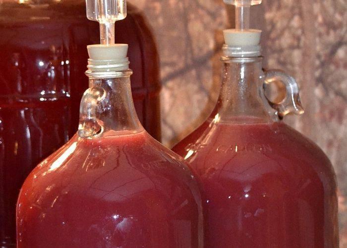 Малиновое вино в домашних условиях рецепт (видео)