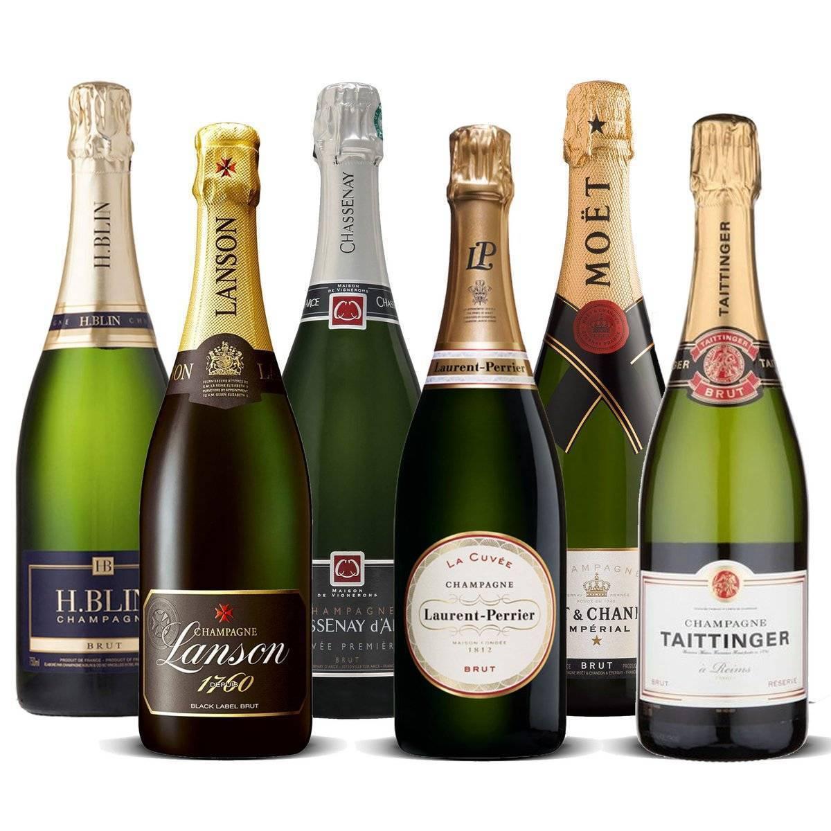 Дорогое шампанское и его особенности