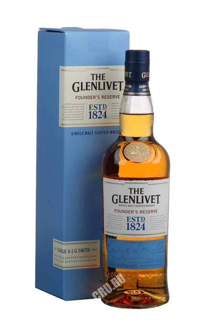 Виски glenlivet - история, виды и секреты создания