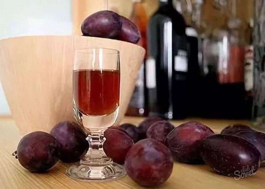 Сливовая наливка - вкусный ароматный алкоголь в домашних условиях!
