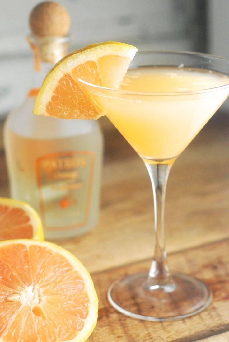 Апельсиновый ликер рецепт в домашних условиях - тут вкусно