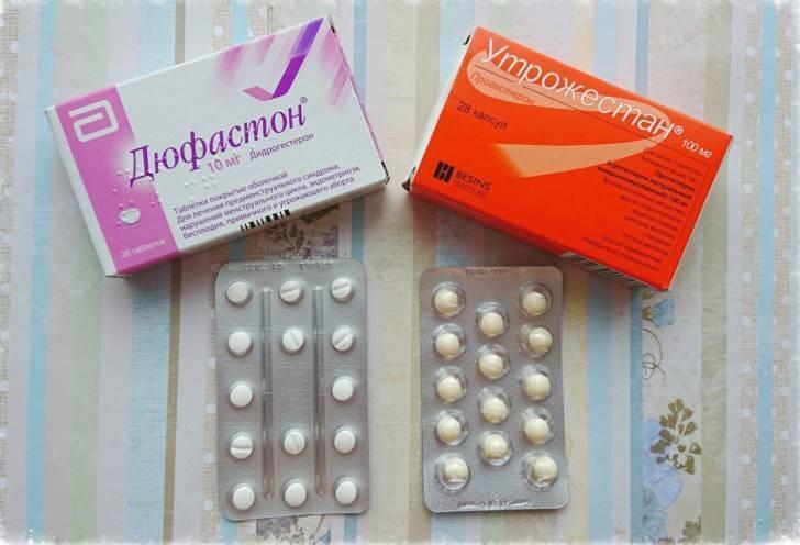 Прогестерон и алкоголь