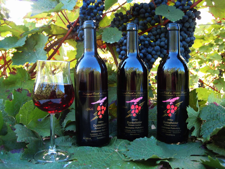 Сорта винограда с которых делают вино