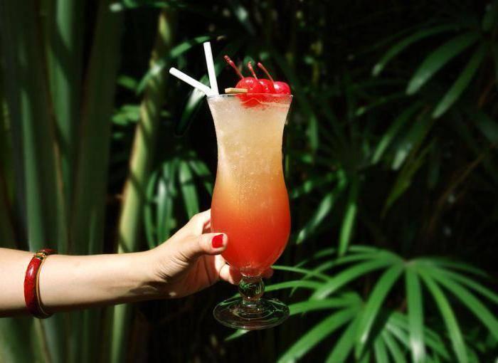 Рецепты приготовления коктейля Сингапурский слинг