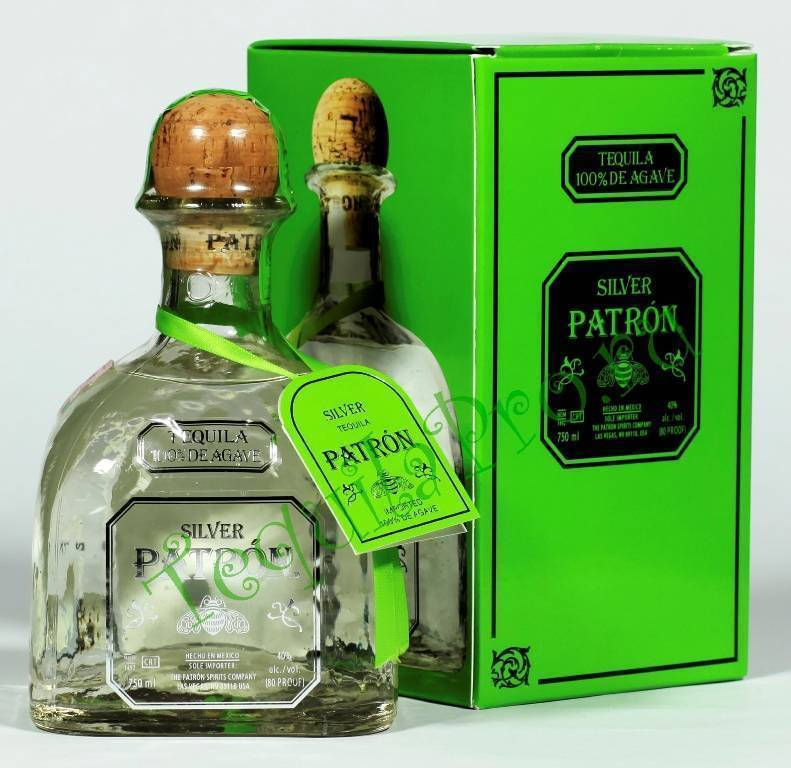 Текила патрон: сильвер (silver), аньехо (anejo), репосадо (reposado) и другие разновидности tequila patron