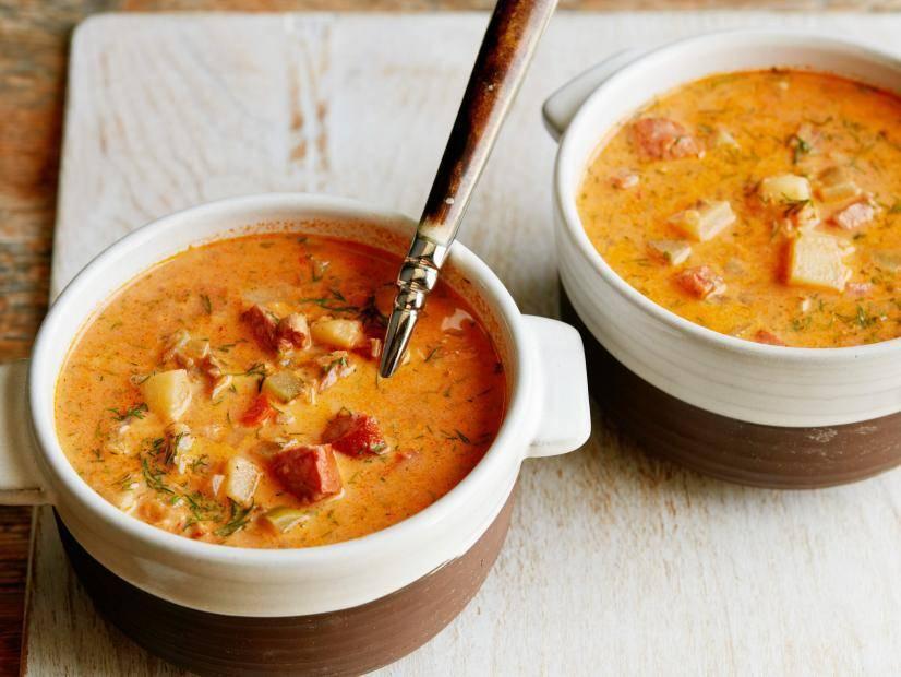 """Первое на первое: рецепты """"похмельных"""" супов"""
