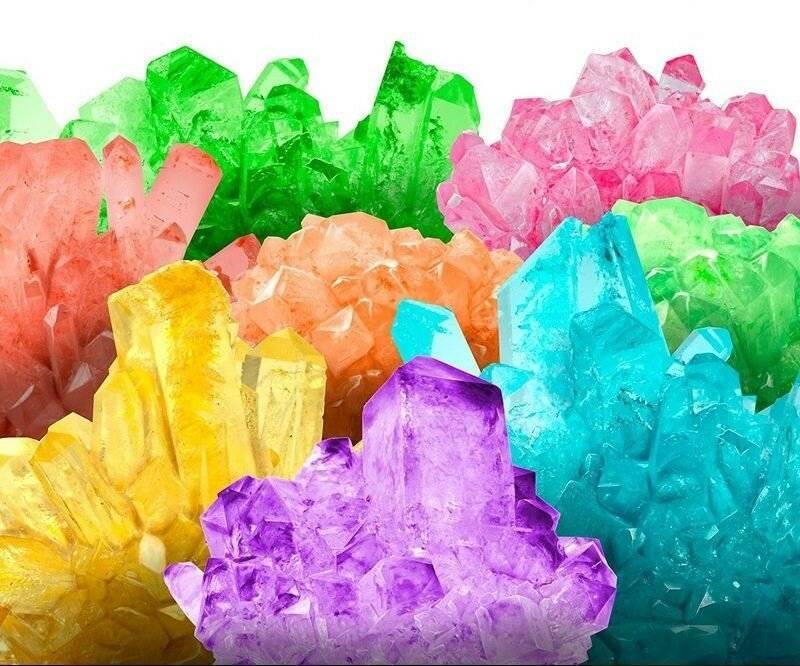 Инструкция, как вырастить кристаллы своими руками