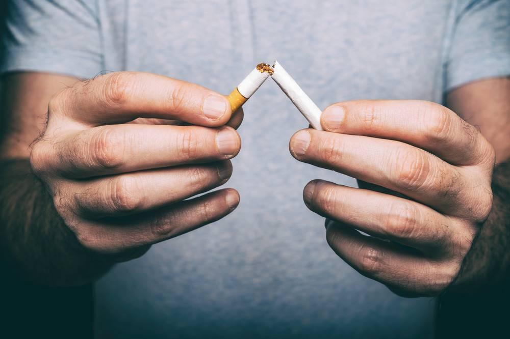 Резкий отказ от курения: за и против