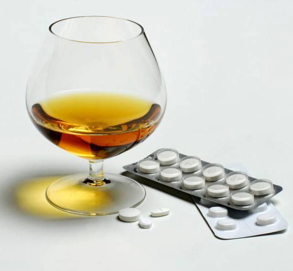 Спиртное с лекарствами – яд? совместим ли алкоголь с аспирином