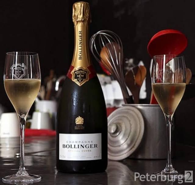 Шампанское боллингер — история алкоголя