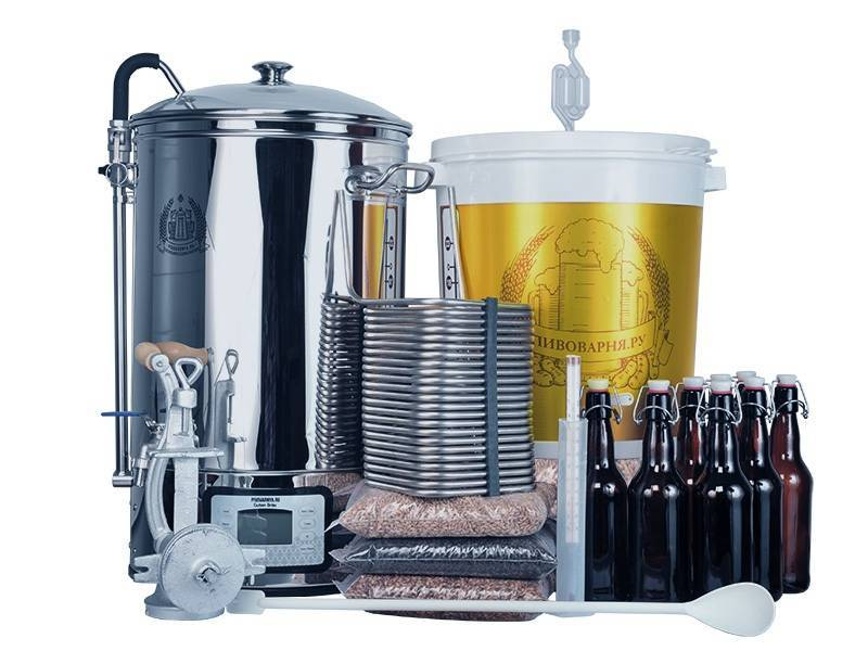 Домашняя пивоварня – основные виды, как правильно выбрать, изготовить своими руками и сварить пиво?