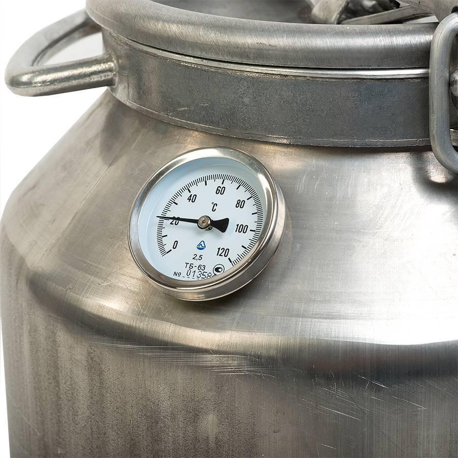 Для чего нужен термометр для самогонного аппарата