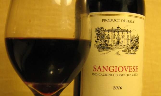Вино санджовезе и его особенности