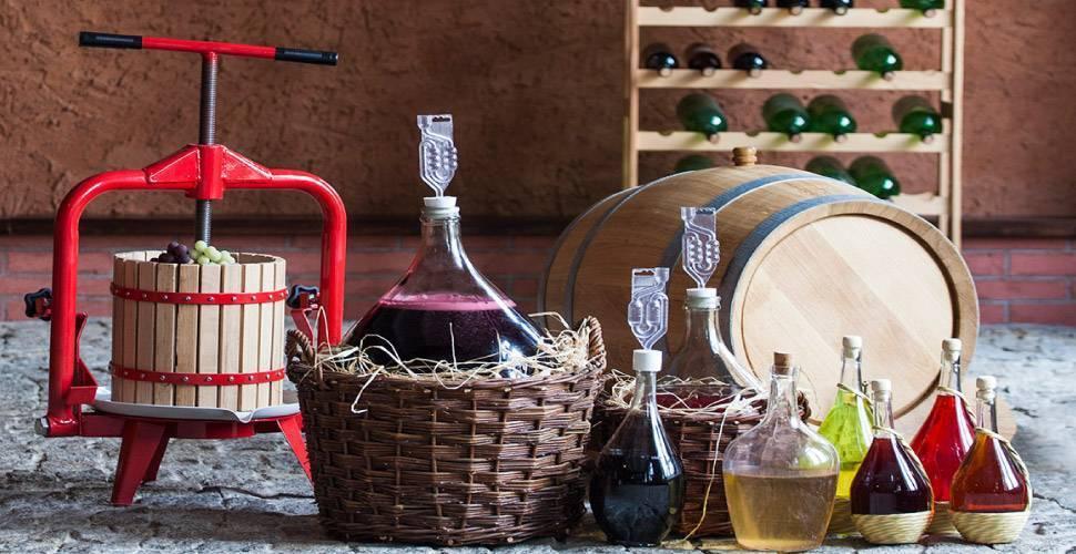 Бизнес-план по производству домашнего вина  | bbf.ru