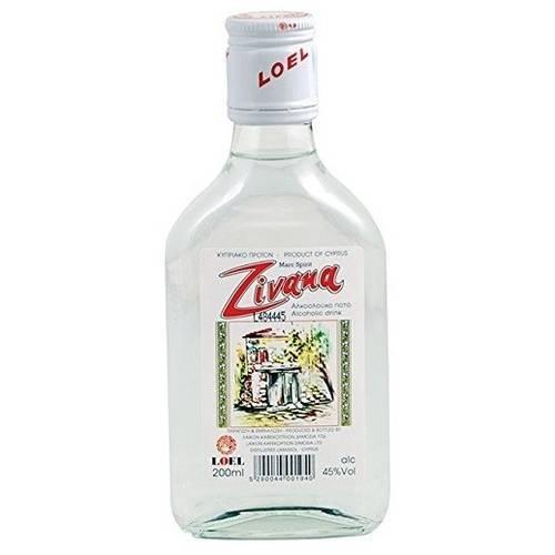 Алкогольные напитки на кипре