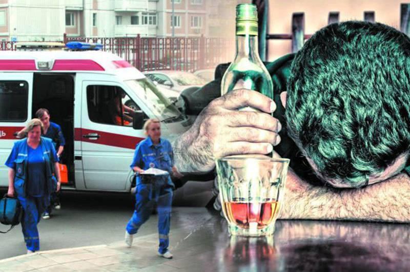 6 правил при алкогольном отравлении