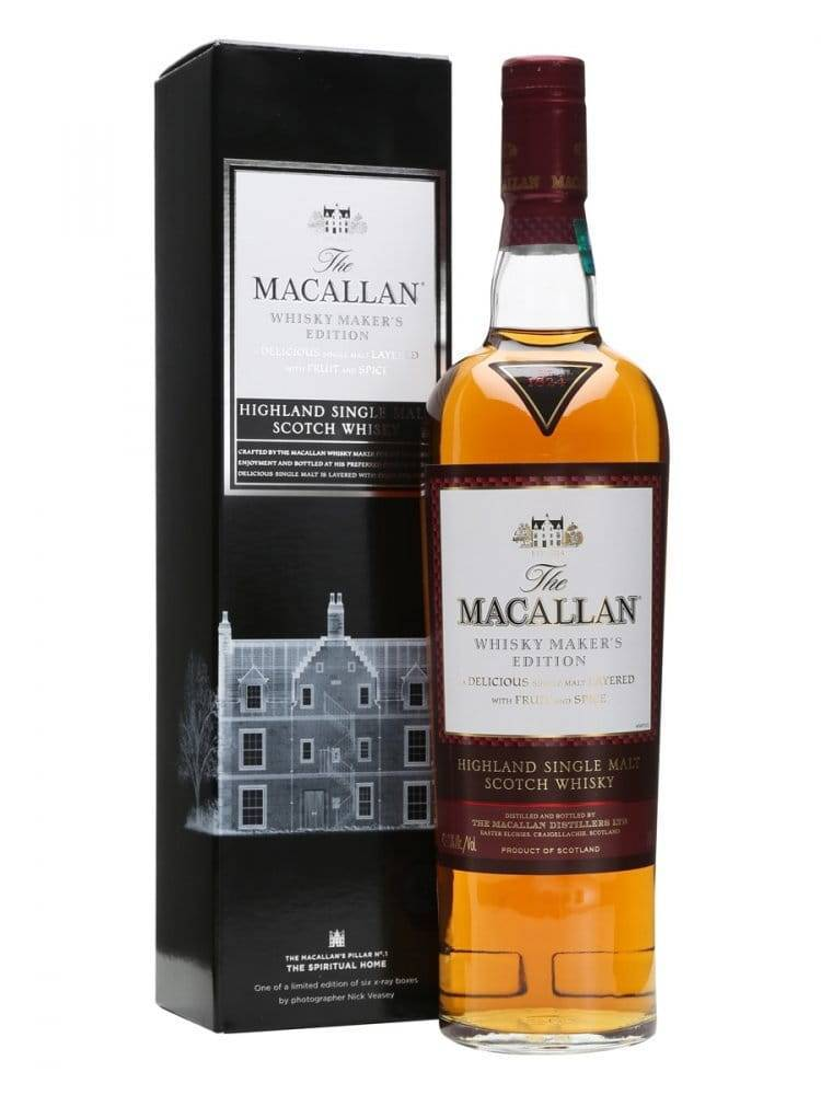 Виски «the macallan»: описание, цена и отзывы