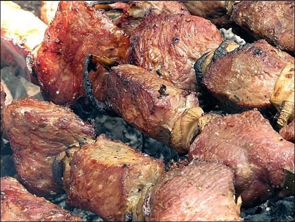 Вкусный маринад для шашлыка из курицы, свинины