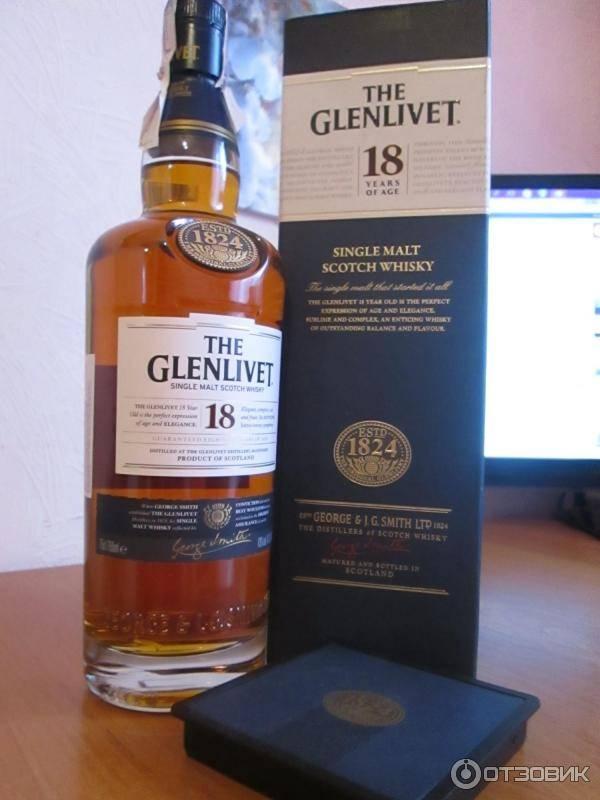 Виски гленливет (glenlivet): история бренда, особенности производства, обзор линейки напитков | inshaker | яндекс дзен
