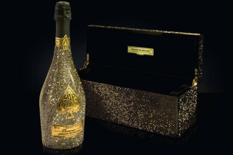 Топ-10 самого дорогого шампанского в мире. какие марки с высокой ценой продаются в россии?