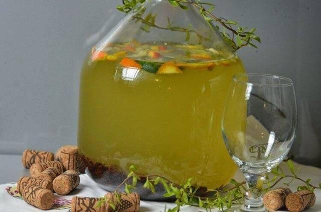 Вино из березового сока рецепт - простые пошаговые рецепты с фотографиями