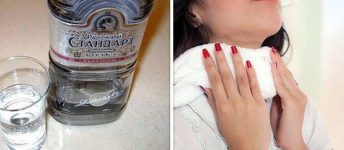 От чего помогают и как делать спиртовые компрессы?