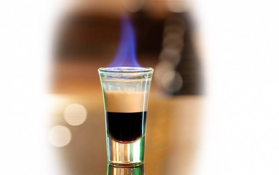Коктейль Б 52: состав напитка и правила приготовления