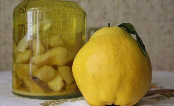 Настойка из айвы на водке: лучшие домашние рецепты