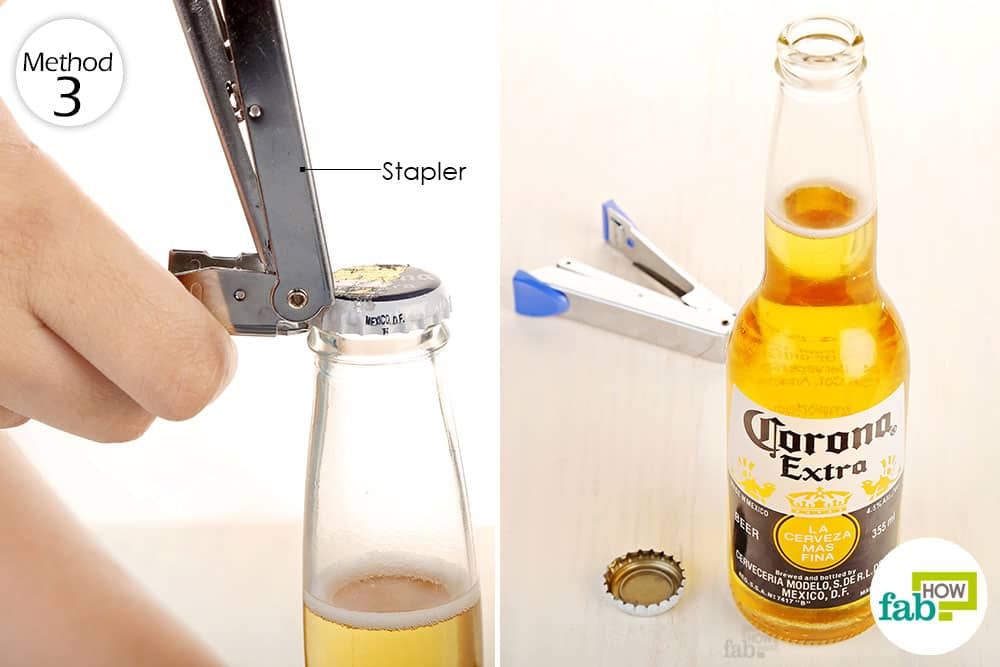 Как открыть пиво без открывашки девочкам. как открыть пиво зажигалкой и другими подручными средствами