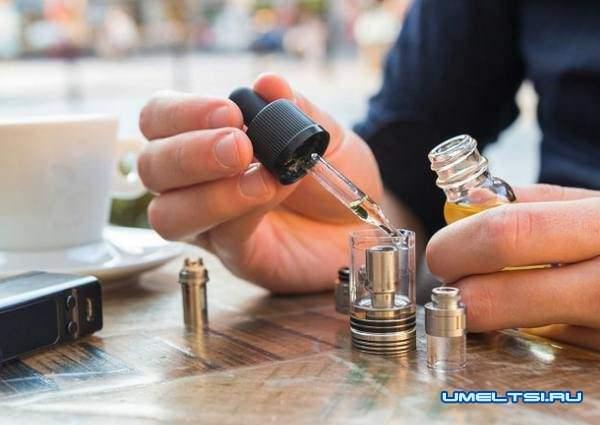 Как сделать электронную сигарету в домашних условиях?