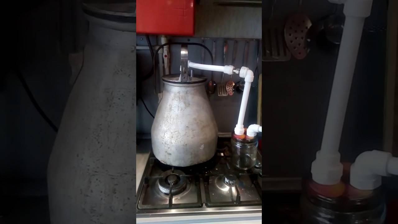 Простейший самогонный аппарат своими руками: конструкция, материалы, этапы работ