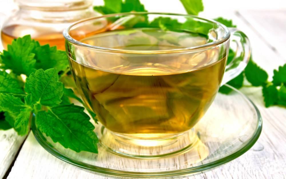 Сладкий чай от похмелья